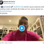 Faino en Galego, un cancelo que trunfa nas redes