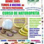Curso de Naturopatía en Coruña, Pontevedra, Santiago e Vigo