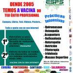 Escola Europea Parasanitaria ESPS Coruña, Pontevedra, Santiago, Vigo